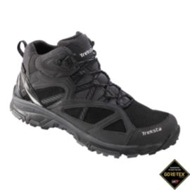 Treksta Men's Evolution 161 Mid GTX Day Hiking Boots - Black/Grey