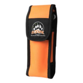 Kodiak Bear Spray Nylon Holster with Velcro Loop - Orange