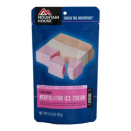 Mountain House Neapolitan Ice Cream