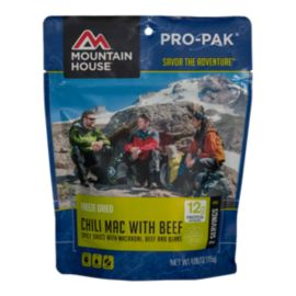 Mountain House Chili Mac and Beef Pro-Pack
