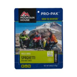 Mountain House Spaghetti with Meat Sauce Pro-Pack