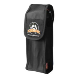 Kodiak Bear Spray Nylon Holster with Velcro Loop - Black