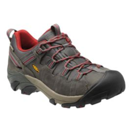 Keen Men's Targhee II Hiking Shoes - Brown/Red