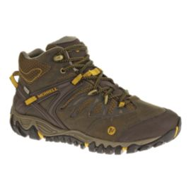 Merrell Men's Allout Blaze Mid Waterproof Day Hiking Boots