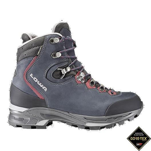fa532105940 Lowa Women's Mauria GTX Hiking Boots - Blue/Grey   Atmosphere.ca