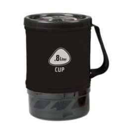 JetBoil 0.8L Fluxring Tall Aluminum Spare Cup - Carbon