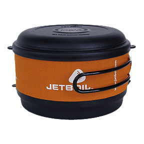 JetBoil 1.5L Fluxring Cooking Pot - Orange