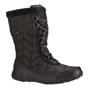 McKINLEY Women's Mara Waterproof Winter Boots - Black