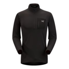 Arc'teryx Rho LT Zip Neck Men's Top