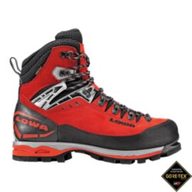 Lowa Men's Mountain Expert EVO GTX Alpine Boots - Red
