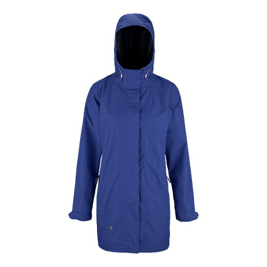 McKINLEY Mauna Long 2L Women's Shell Jacket
