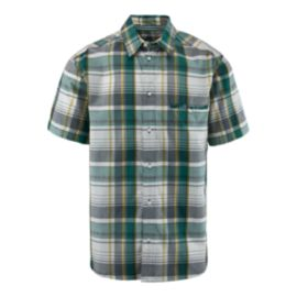 McKINLEY Kunia Men's Short Sleeve Plaid Shirt