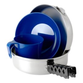 GSI Glacier Stainless Mess Kit