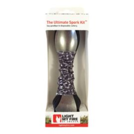 Light My Fire Ultimate Titanium Spork Combo Kit