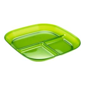 GSI Infinity Divided Plate - Green