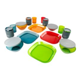 GSI Infinity 4 Person Deluxe Tableset - Multicolour