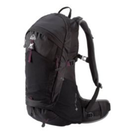 McKINLEY Women's Lynx 25L Day Pack - Black/Prune