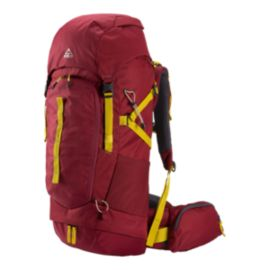 McKINLEY Yukon 55L RC II Backpack - Red