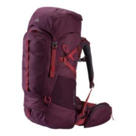 McKINLEY Yukon 60L RC II Women's Backpack - Prune
