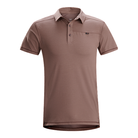 16557d9b8e Arc'teryx Men's Captive Short Sleeve Polo Shirt   Atmosphere.ca