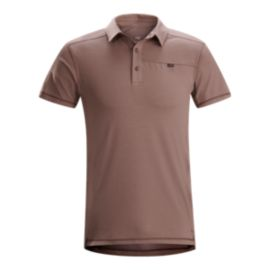 Arc'teryx Men's Captive Short Sleeve Polo Shirt