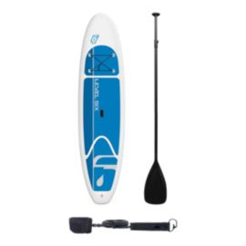 "Level 6 HDPE 10'10"" Paddle Board with Paddle"