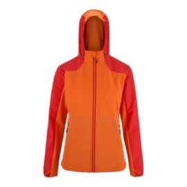 McKINLEY Abuja Women's Hooded Softshell Jacket