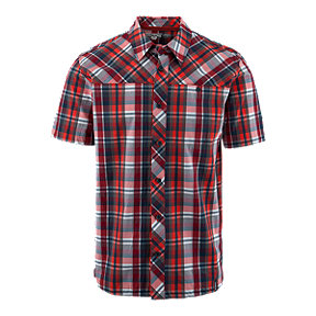 McKINLEY  Bamako Stretch Men's Short Sleeve Shirt