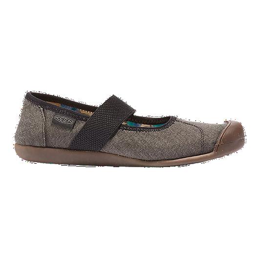 e4b06b710863 Keen Women s Sienna MJ Canvas Shoes - Black
