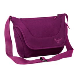 Osprey Flapjill Micro Women's Shoulder Bag - Dark Magenta