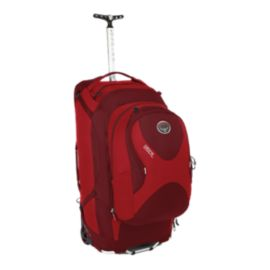 Osprey Ozone Convertible 75L Wheeled Luggage - Hoodoo Red