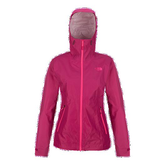 a5fc21821 The North Face Women's Fuseform Dot Matrix 2.5 L Shell Jacket ...