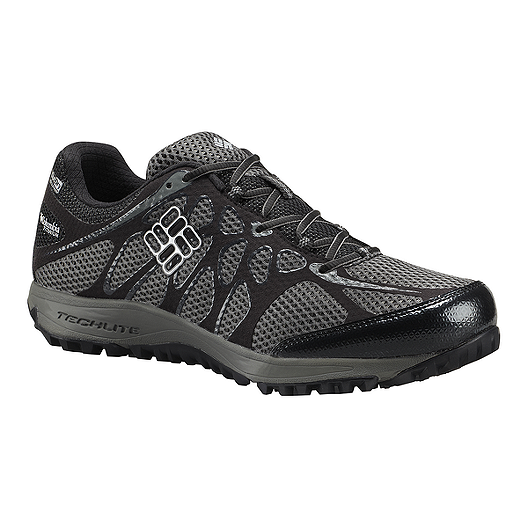 df7ae61192480 Columbia Men's Conspiracy Titanium OutDry Hiking Shoes - Black |  Atmosphere.ca
