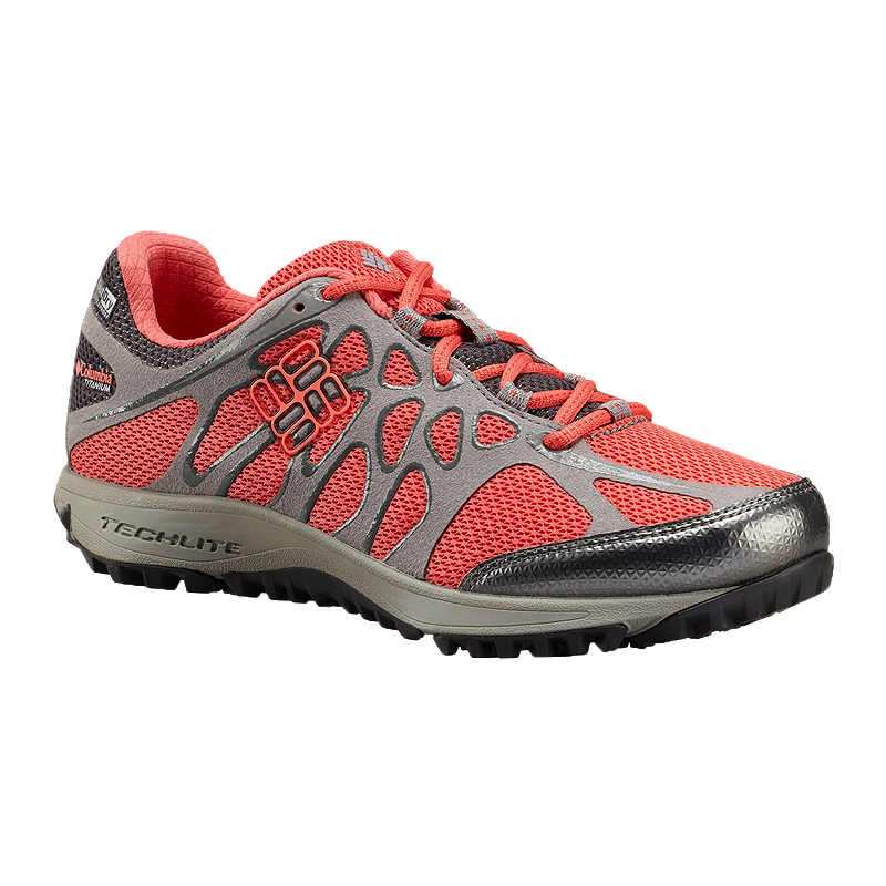 Columbia Women S Conspiracy Titanium Outdry Hiking Shoes