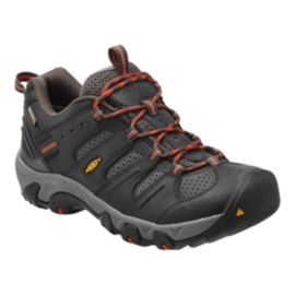 Keen Men's Koven Low Waterproof Hiking Shoes - Dark Grey