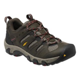 Keen Men's Koven Low Wide Waterproof Hiking Shoes