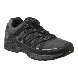 Keen Men's Versatrail Hiking Shoes - Black/Raven