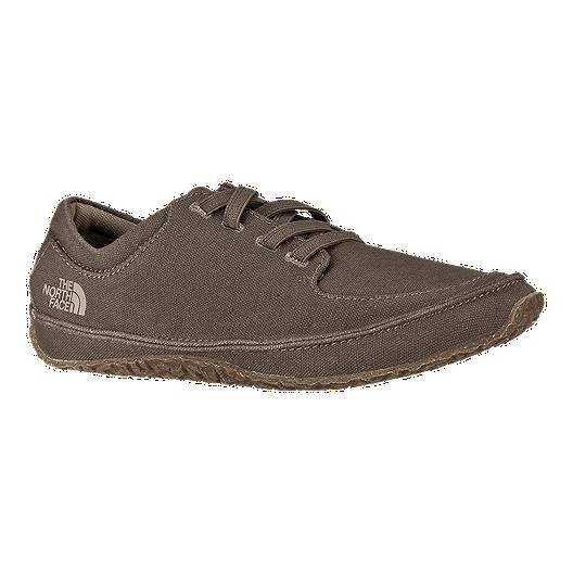 bbd883f16 The North Face Men's Bridgeton Lace Canvas Shoes - Brown | Atmosphere.ca