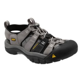 Keen Men's Newport H2 Sandals - Black/Stone Grey