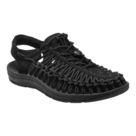 Keen Men's Uneek 3C Sandals - Black