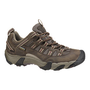 Keen Women's Alamosa Low Waterproof Hiking Shoes - Brindle/Zinfandel