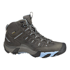 Keen Women's Alamosa Mid Waterproof Day Hiking Boots - Raven