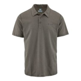 Columbia Men's Silver Ridge Zero Short Sleeve Polo