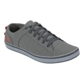 The North Face Men's Base Camp Lite Sneaker Shoes  - Grey