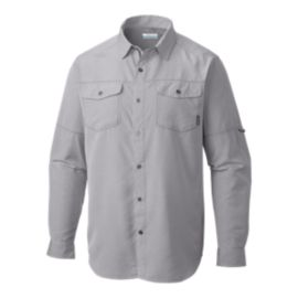 Columbia Men's Pilsner Peak Long Sleeve Shirt