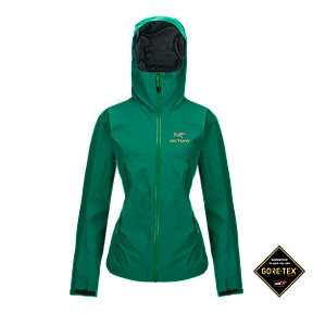 Arc'teryx Women's Zeta LT Gore-Tex Jacket - Prior Season