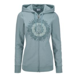 Columbia Feather Medallion Women's Full-Zip Hoodie