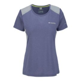 Columbia Titan Ice Women's Short Sleeve Shirt