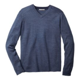 Smartwool Kiva Ridge Mens' V-Neck Top
