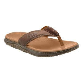 Keen Men's Hilo Flip Flops - Dark Earth